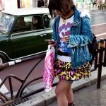 harajuku fashion vivid spot photo ooaworld