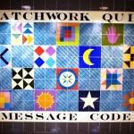 Iowa Heartland Slave Freedom Patchwork Quilt