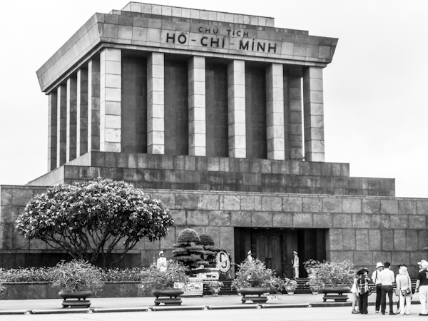 ho chi minh memorial hanoi vietnam photo ooaworld Rolling Coconut