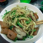 cao lau hoi an noodles food vietnam photo ooaworld Rolling Coconut