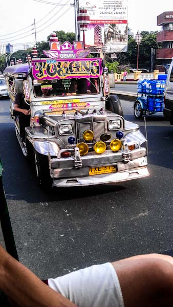 Jeepney Manila Philippines photo ooaworld Rolling Coconut