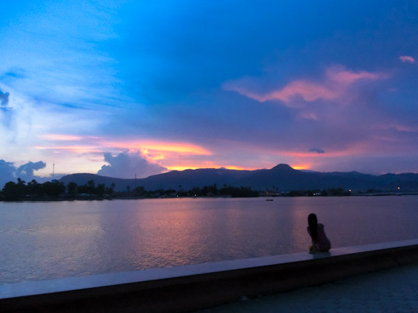 sunset kampot cambodia photo ooaworld Rolling Coconut