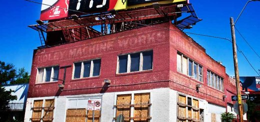 kansas city machine works USA road trip photo ooaworld