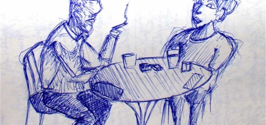 kansas city cafe art drawing ooaworld