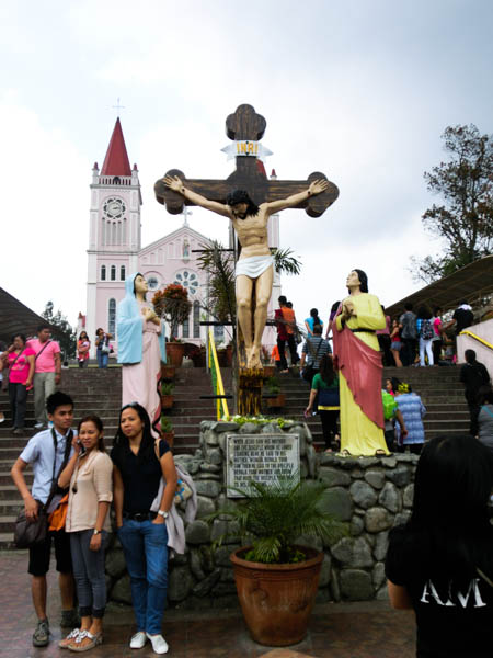lady atonement church baguio photo ooaworld Rolling Coconut