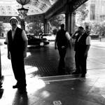 Las Vegas Valets waiting