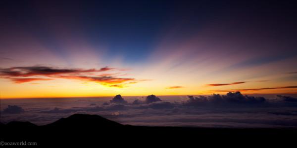 Photos Hawaii Mauna Kea Sunrise