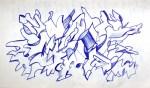 mound art drawing ooaworld ooaddle
