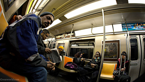 Photos NYC Subway scene, New York OOAworld
