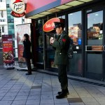 pizza hut and the soldier photo ooaworld
