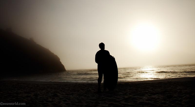 Photos Portland Oregon Beaches Surfer Dude USA road trip photo ooaworld