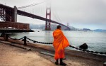 Photos San Francisco Bay Area Golden Gate Bridge Monk USA road trip photo ooaworld