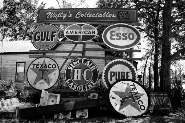 Photos South Carolina oil collectibles USA road trip photo ooaworld