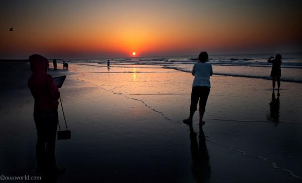 Photos South Carolina Isle of Palms Beauty of Sunrise and Gadgets USA road trip photo ooaworld