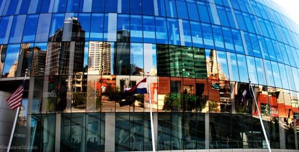 Photos Kansas City Sprint Building USA road trip photo ooaworld