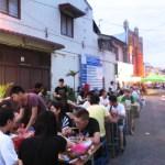 Street Food Melaka Malaysia photo ooaworld Rolling Coconut