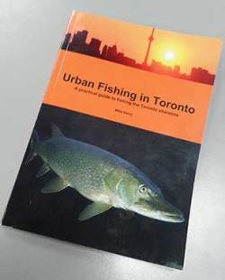 This book is a great resource for anyone who plans on fishing in the GTA.