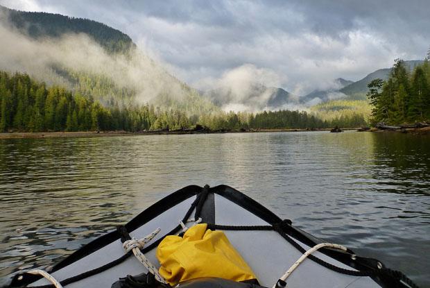 Kyuquot - Fly fishing west coast1