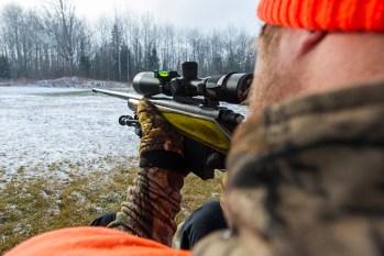 long shots - shooting