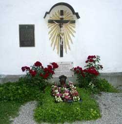 grob Franza Jägerstätterja