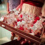 מתנות לחתונה - זוגות של מקרונים