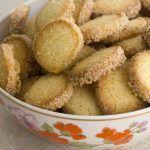 עוגיות חמאה תפוז ווניל