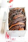 עוגת שמרים שוקולד טבעונית
