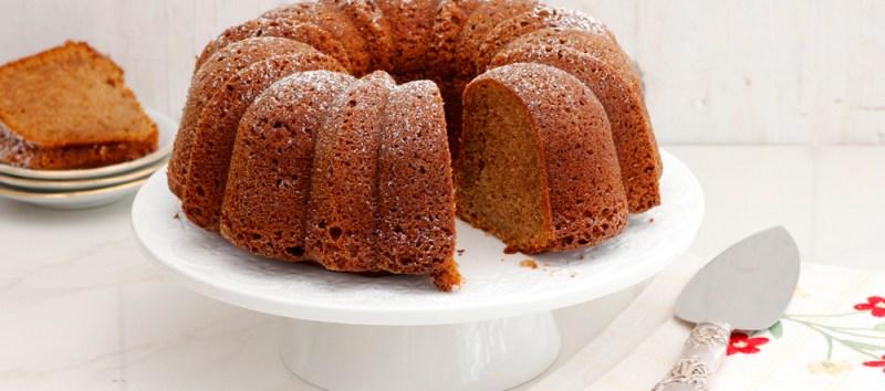 The Perfect Honey Cake