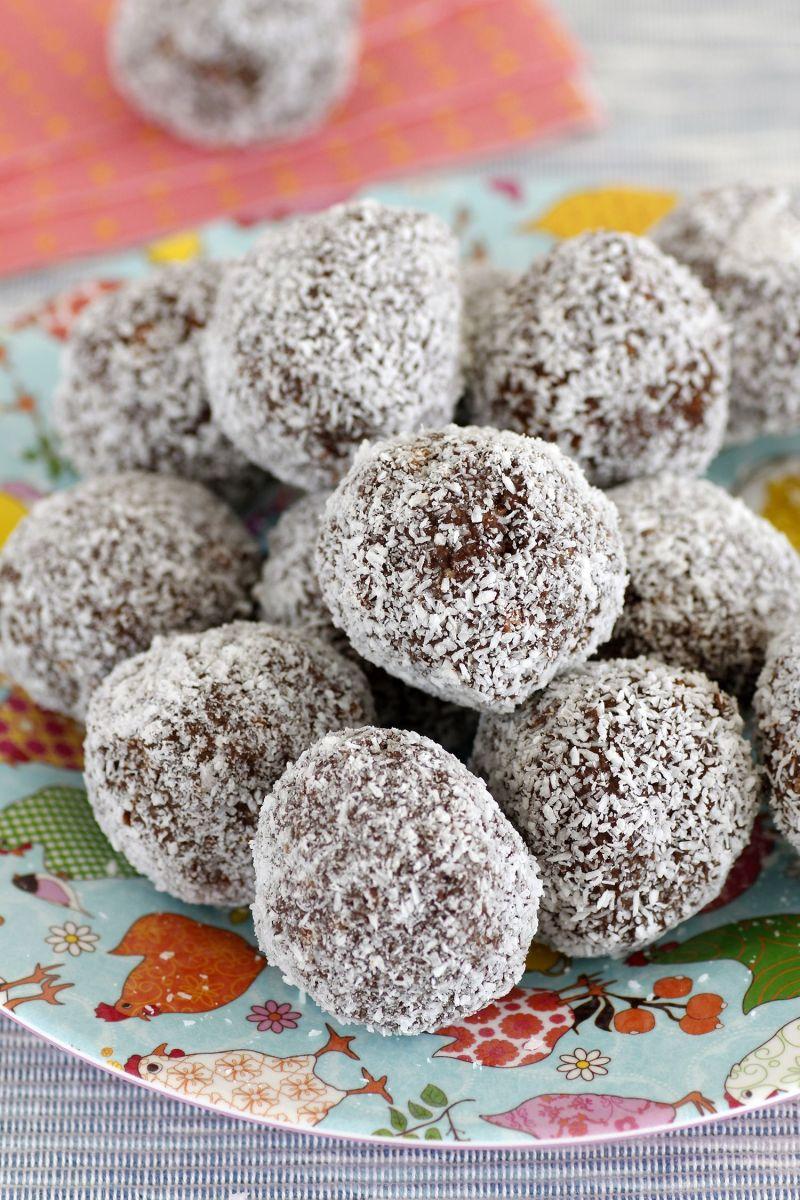 כדורי שוקולד נוסטלגיים עם הפתעה