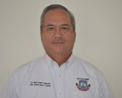 Lic. Martín A. Valenzuela Bringas