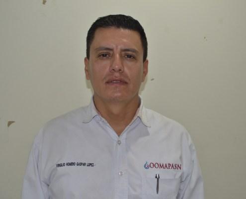 C. Homero Gaspar López