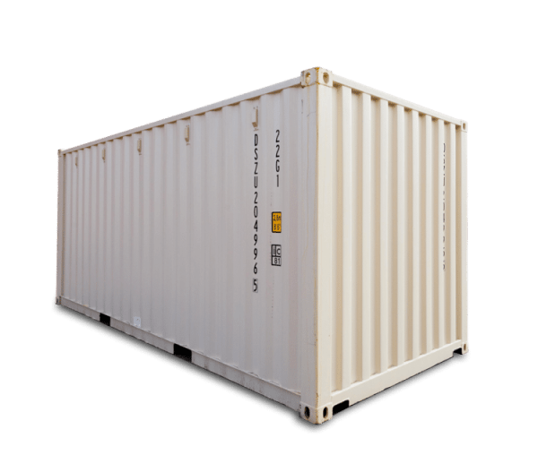 Container incl. opslag 33m³