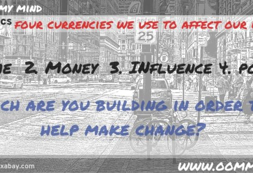 4 Currencies to Change Your Community
