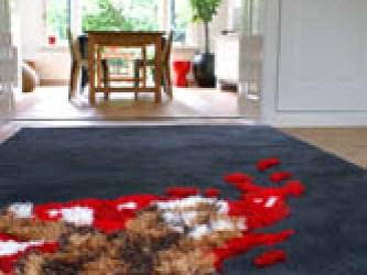 the estate of things chooses road kill carpet