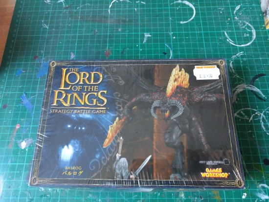 Lord of the Rings - Balrog