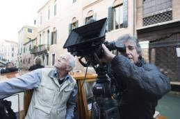 Director Jerry Thompson & DOP Jeff Morales in Venice
