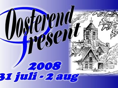 Oosterend Present 2008 Logo