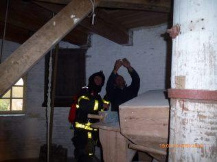 samenwerking molenaar/brandweer