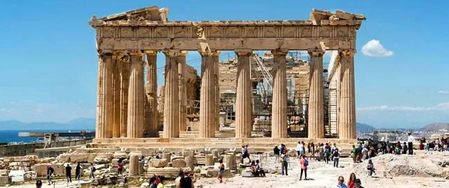 السياحة في اثينا - أكروبوليس