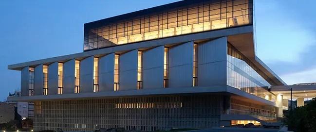 السياحة في اثينا - متحف الأكروبولوس الجديد