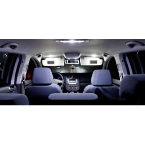 pack led eclairage full interieur exterieur blanc peugeot 206