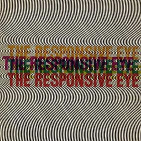 The Responsive Eye - detail from catalog cover, 1965