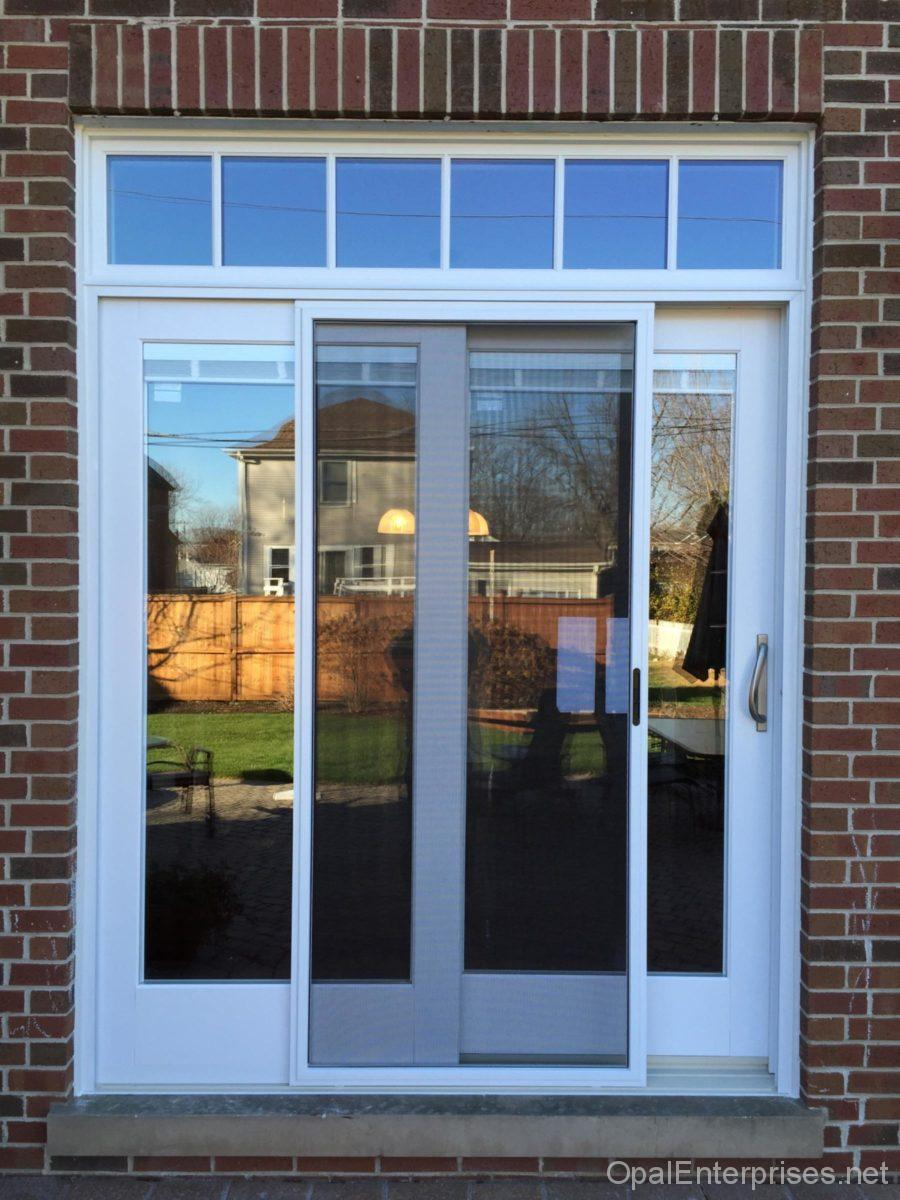 patio door replacement in elmhurst with