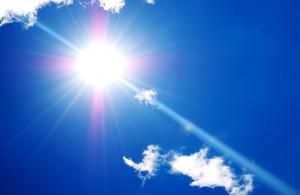 sol meio-dia