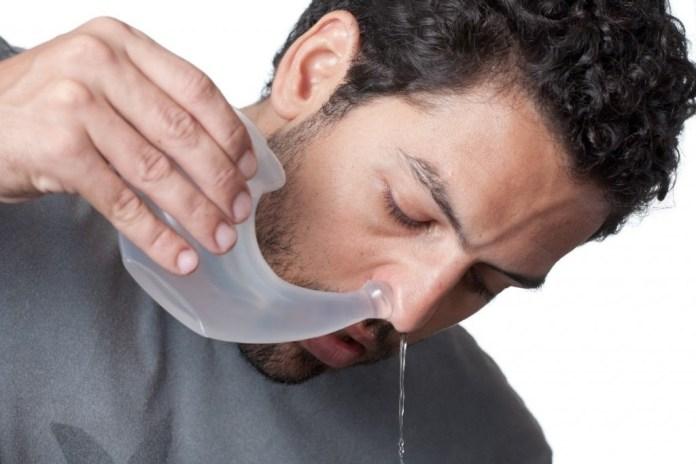 tratamentos da sinusite
