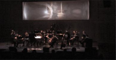 Cuatro Escenas Negras Ensemble Itineraire