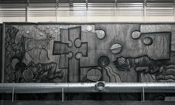 elizabeth falconer's mural olivier pasquet 2015