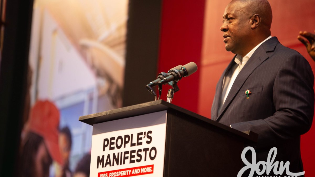 NDC's Town Hall Meeting: Don't fall for  lies and propaganda- NPP cautions Ghanaians