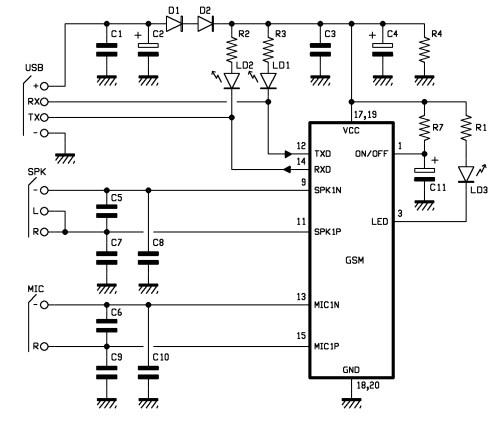 SIM900_modem_schematic