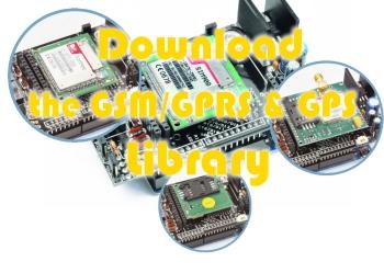 GSM/GPRS y GPS SHIELD V2 PARA ARDUINO KIT PARA